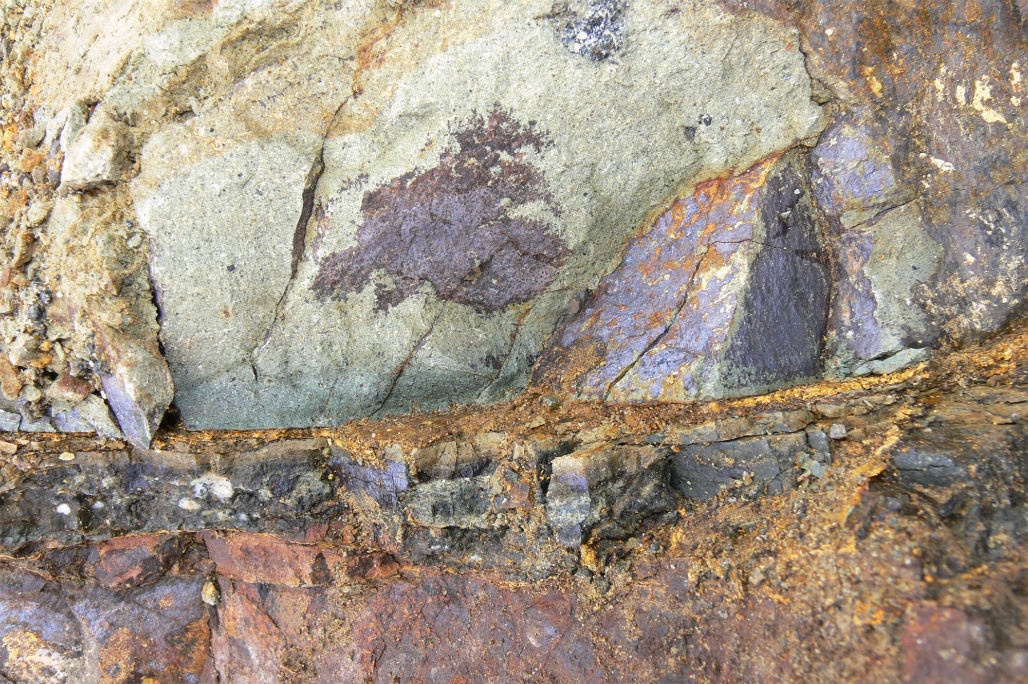 Basalt Tephrit