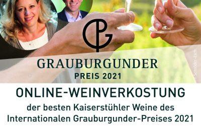 Weinprobe: beste Kaiserstühler Grauburgunder